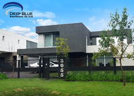 Morden House Design Prefab Villa / Prefab Steel Villa Light Steel Villa