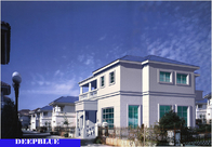 Light Steel European Style Prefabricated Villa / prefabricated multi storey building