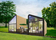 Fire Proof Garden Office Studio / Prefab Garden Office Custom Design ISO9001