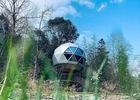 Prefab Garden Studio Dome Home Green Dome Geo Dome Affordable Dome For Sale