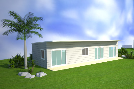 MultiFunction Prefabricated Australian Standard Granny Flats Small Modular apartments