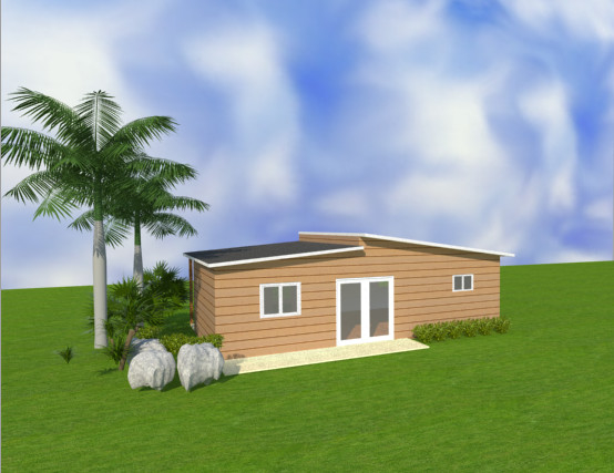 Australian Portable Light Steel Granny Flats Inexpensive Modular