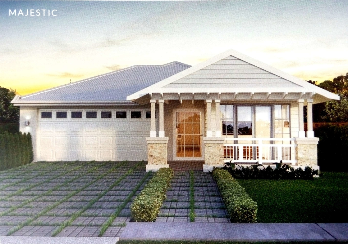 Beautiful prefab bungalow homes bungalow house plans for Metal roof home plans
