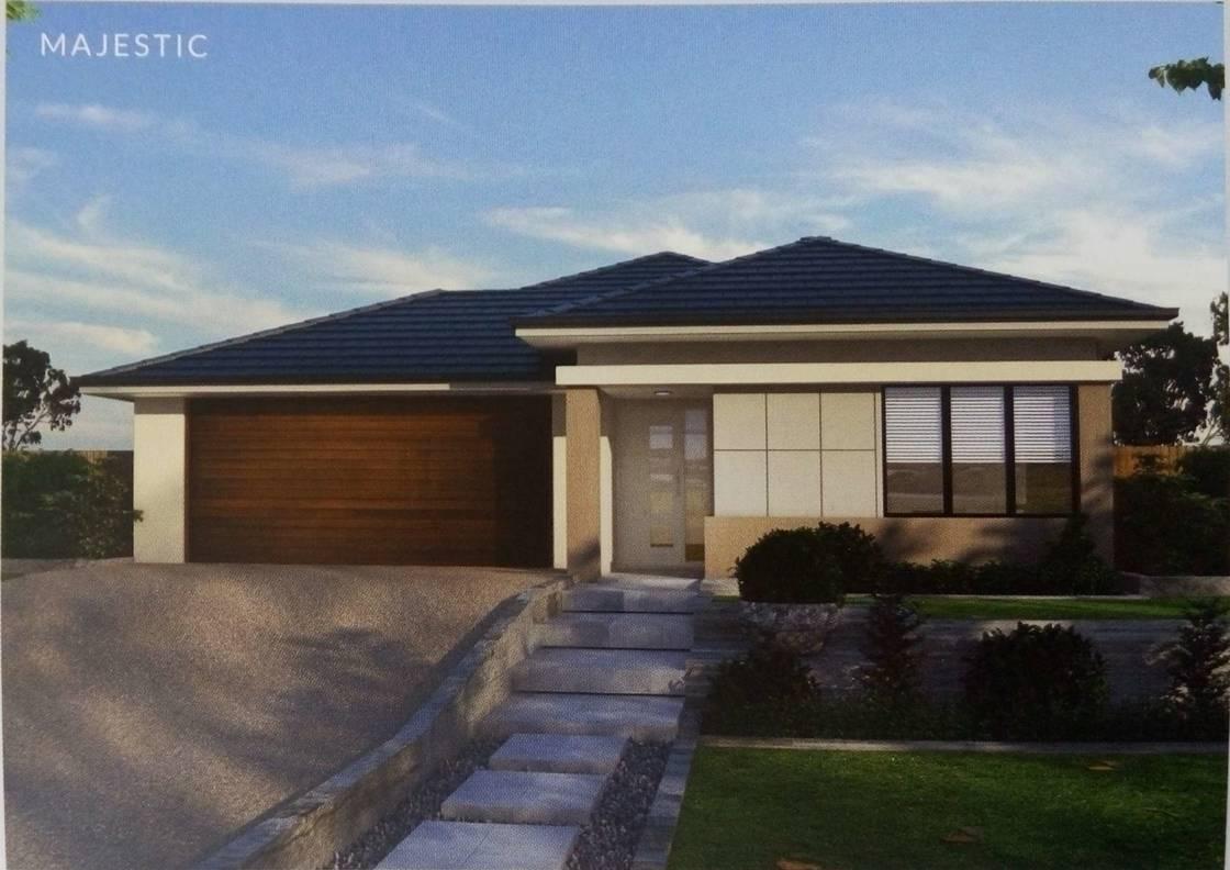 4 bedroom modern prefab bungalow homes modular light gauge for Prefab steel houses