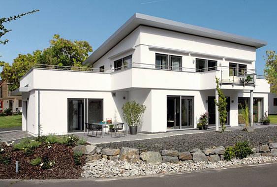 Case prefabbricate alta villa moderna prefabbricata della struttura d 39 acciaio dell 39 isolamento - Casa prefabbricata moderna ...