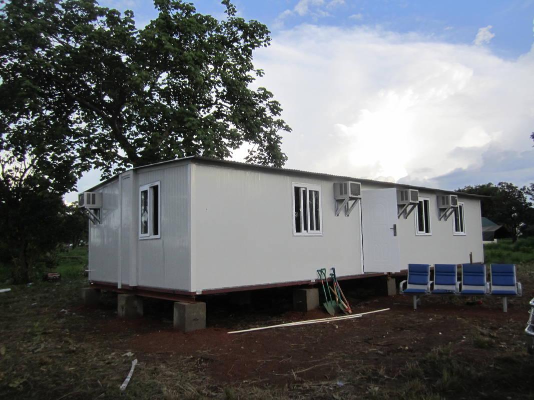 Portable Prefab Homes modular portable emergency shelter , foldable prefabricated homes