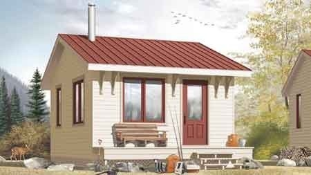 Cyclone Proof Prefab Shipping Container Homes , IBC Modern Prefab Homes