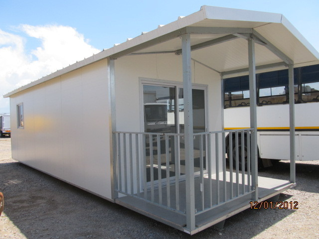 Light Steel Prefab Container Homes Prefabricated Home