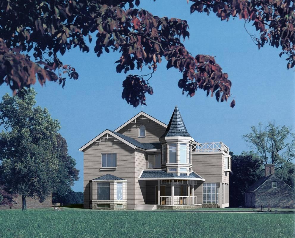 Casa de acero prefabricada del color definido por el - Casas prefabricadas de acero ...