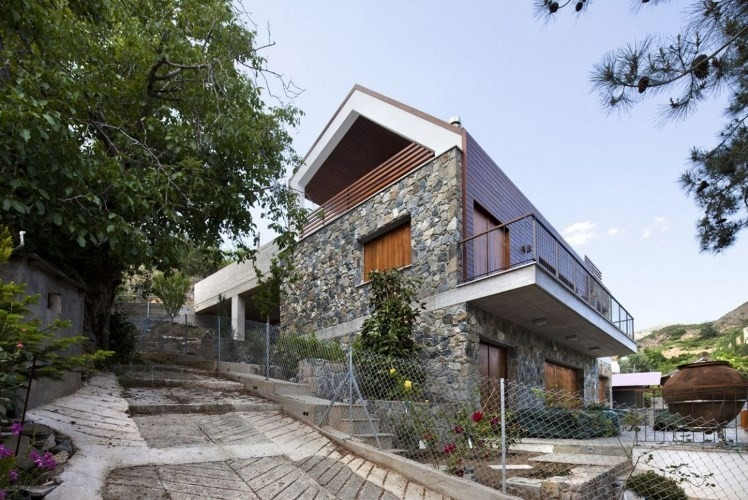 Wind Resistance Light Steel Frame Houses Prefabricated House