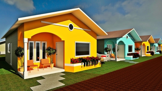 Professional Design Prefab Bungalow Homes Small Modern Modular Homes