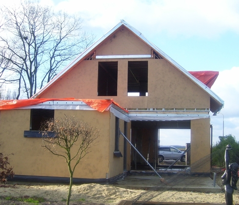 Prefabricated House ,  Light Steel Modular Villa , Modular Prefab Houses For Office