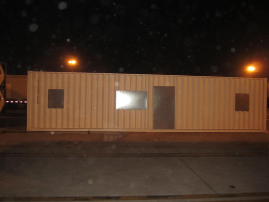 Wide After-Disaster Modern Modular Homes , Light Steel Modular Home Kits